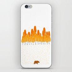 Birch and Bear iPhone & iPod Skin