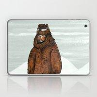 Wilder Mann - The Bear Laptop & iPad Skin