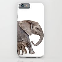 Elephants iPhone 6 Slim Case