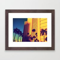 Trianon Framed Art Print