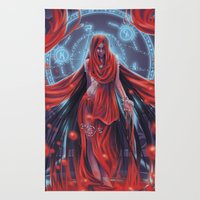 Blood witch Rug