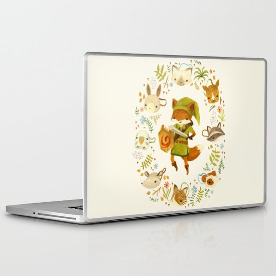 The Legend of Zelda: Mammal's Mask Laptop & iPad Skin
