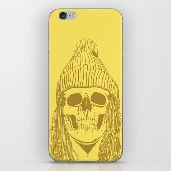 Skull Girl 3 iPhone & iPod Skin