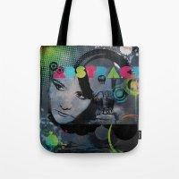 Abstract Vision Tote Bag