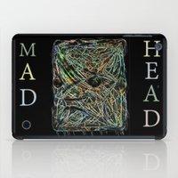 Mad Head iPad Case