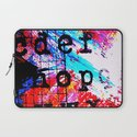 abstract 6 Laptop Sleeve