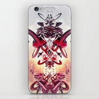 Harbinger of Hope iPhone & iPod Skin