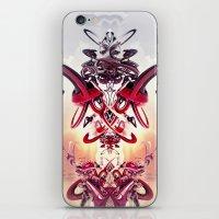 Harbinger Of Hope iPhone & iPod Skin