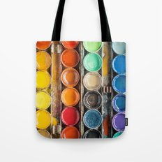 The Painter II (Vintage Edition) Tote Bag
