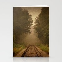 Rural Line Stationery Cards