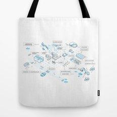 mecity Tote Bag