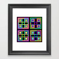 4, Or Four Framed Art Print