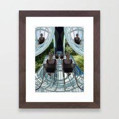 Horror Of History 2 Framed Art Print