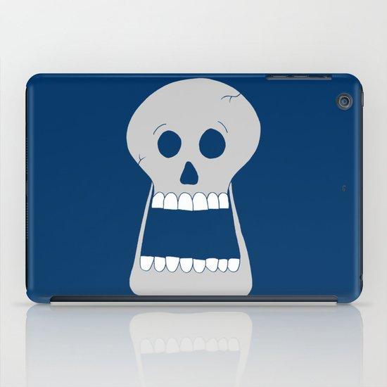 Halloween Skull iPad Case