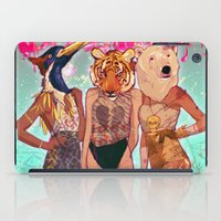 Die Young iPad Case