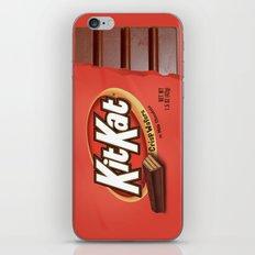 Kit Kat iPhone & iPod Skin