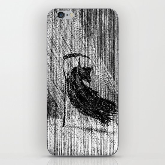 Death of Death iPhone & iPod Skin