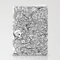 MEMENTO MORIARTY Stationery Cards