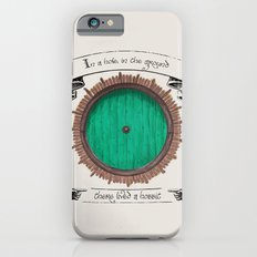 There lived a hobbit iPhone 6 Slim Case