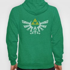 Zelda Hyrule Hoody