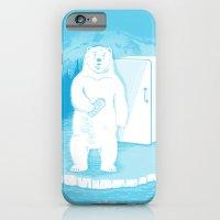 Save the polar bears, make more ice cubes. iPhone 6 Slim Case