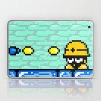 Minion's Last Rites: Mega Man's Metool Laptop & iPad Skin
