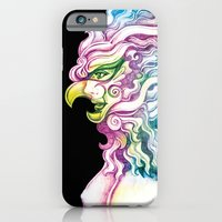 iPhone & iPod Case featuring Masked by HanYong
