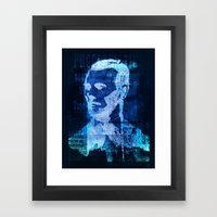 Model Citizen Framed Art Print