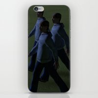Boys_Series_n°2 iPhone & iPod Skin