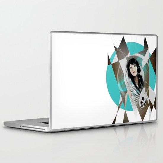 BAT FOR LASHES & The Mask Laptop & iPad Skin