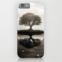The lone Night reflex iPhone 6 Slim Case