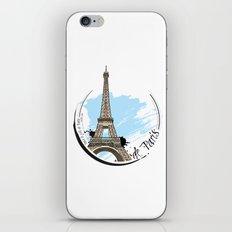 de Paris iPhone & iPod Skin