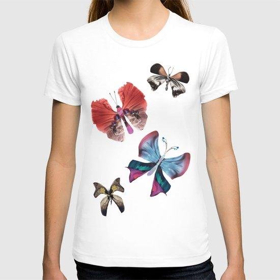 Floating Butterflies T-shirt