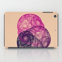 3 Bugs Nebula iPad Case
