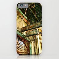 iPhone & iPod Case featuring Preservation Hall by Briole Photography