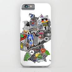 Germany Doodle iPhone 6 Slim Case