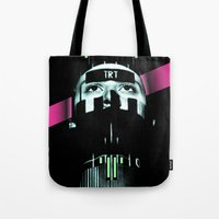 I AM INVISIBLE Tote Bag