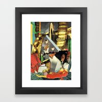 March of progress (1/20) Framed Art Print