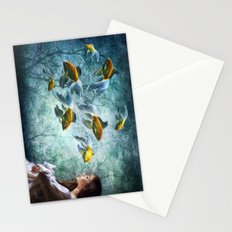 Ocean Deep Dreaming Stationery Cards