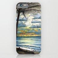 Kauai Sunrise iPhone 6 Slim Case