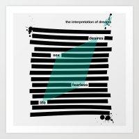 The Interpretation... Art Print