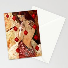 Lucky Number 9 Stationery Cards