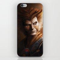 ThunderCats Collection - Tygra iPhone & iPod Skin