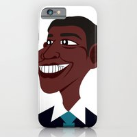 obama iPhone & iPod Cases featuring OBAMA by artic