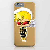 iPhone & iPod Case featuring Chibi Wasp by artwaste