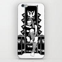 QU33N iPhone & iPod Skin