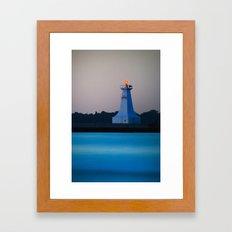 Lighthouse IIII Framed Art Print