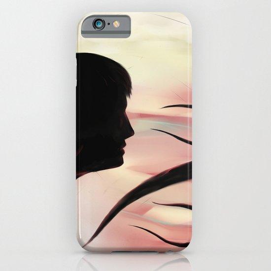 Between monsters iPhone & iPod Case
