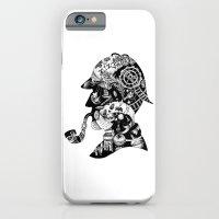 iPhone & iPod Case featuring Mr. Holmes by Mariya Olshevska