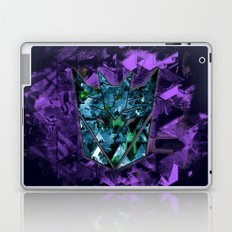 Decepticons Abstractness - Transformers Laptop & iPad Skin